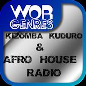 Kizomba Kuduro & Afro  Radio