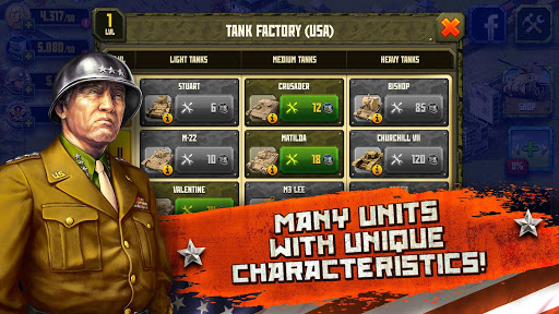 Second World War: Western Front Strategy game 2.96 de.gamequotes.net 3