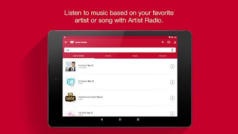 iHeartRadio Free Music & Radio Screenshot 11