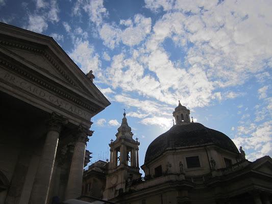 Nuvole su Roma di emanuela_dolci
