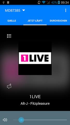 android MEDION LifeStream II Screenshot 1