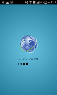 Lite browser- Fastest browser - náhled