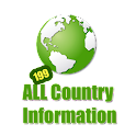 World All Country Information icon