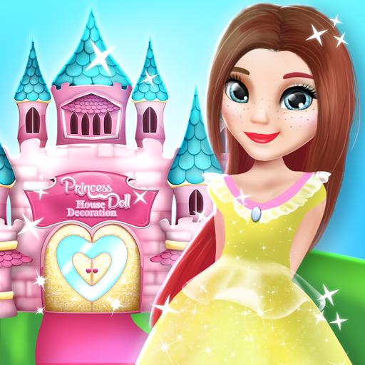 Baixar Jogos de casinha de princesa: Decoração de casa