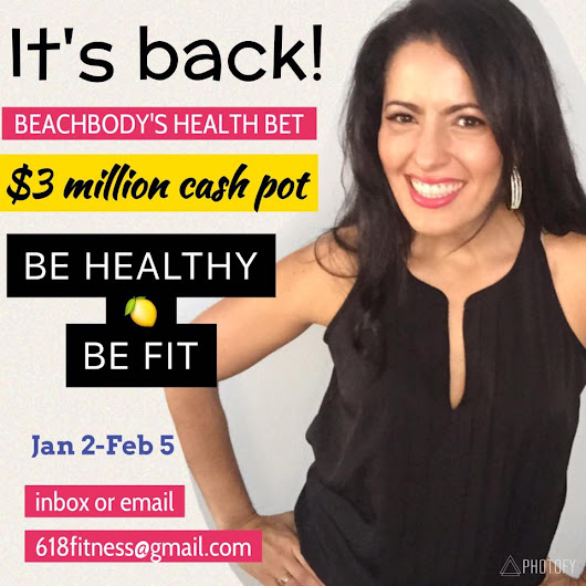 DO YOU HAVE A PLAN FOR AFTER THE HOLIDAYS?? BEACHBODY HEALTH BET IS HERE!