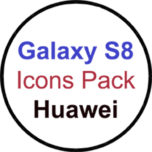 S8 icons Pack for Huawei