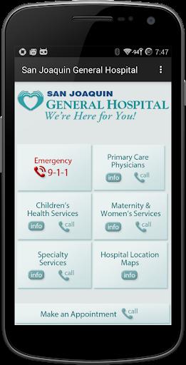 San Joaquin General Hospital