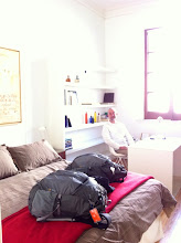 Photo: Our apartment in Palermo Hollywood area in BA for 3 weeks!!