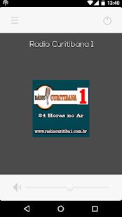 Download Rádio Curitibana 1 For PC Windows and Mac apk screenshot 1