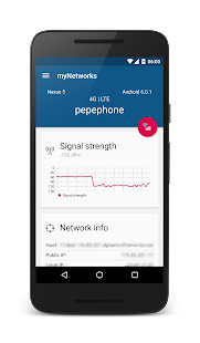 myNetworks- screenshot thumbnail