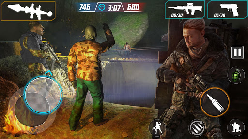 Code Triche Cover Fire Shooting: Jeu de tir hors ligne apk mod screenshots 6