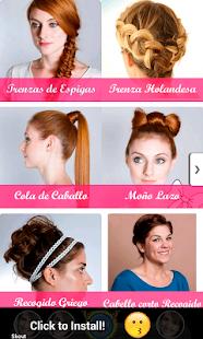 Tutoriales de Peinados - náhled