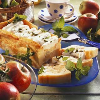 Rectangular Apple Pie