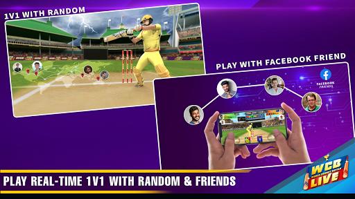 WCB LIVE Cricket Multiplayer:Play Free 1v1 Matches screenshots 11