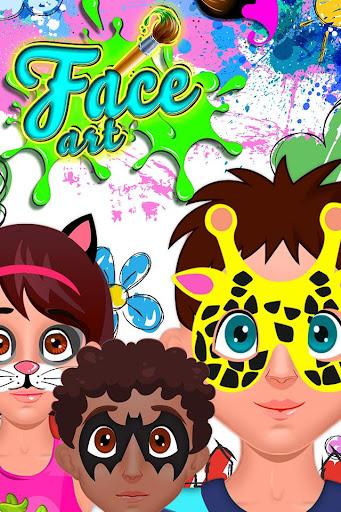 Face Paint Kids Party