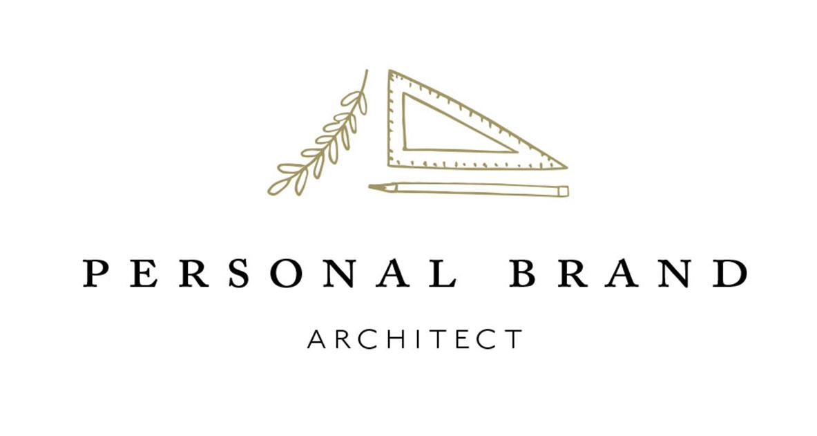 Personal Brand Architect Logo