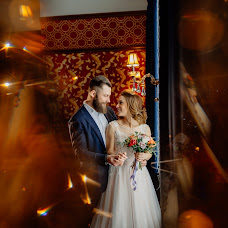 Wedding photographer Stanislav Rudkovskiy (sten1988). Photo of 16.02.2018