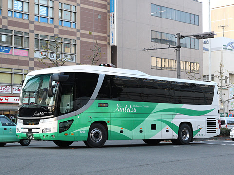 近鉄バス「おひさま号」 2256