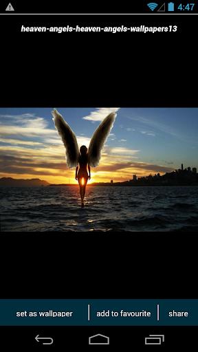 Heaven Angel Wallpapers