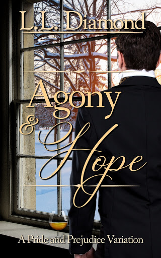 Agony and Hope – Chapter 2 and Cover Reveal!