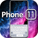 New Phone 11 Keyboard Theme icon
