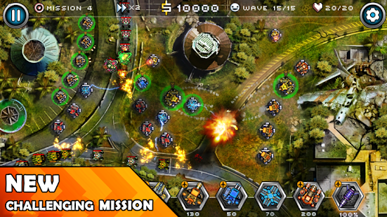 Tower Defense Zone 2- screenshot thumbnail
