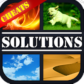 All Solutions 4 Pics 1 Word