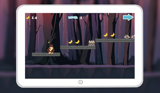 Monkey Jungle Run Dash screenshot 6