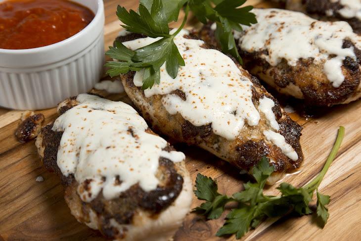 Mario Batali'S My Favorite Parm Chicken Recipe