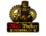 Logo for Mad Pecker Brewing Co.