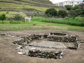 Photo: Canal/bath and llama-mowers