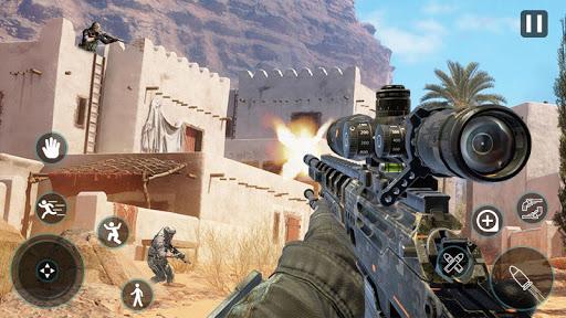Frontline SSG Army Commando: Gun Shooting Game 1.4 screenshots 1