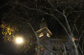 Photo: torre de la inmobiliaria, desde plaza congreso