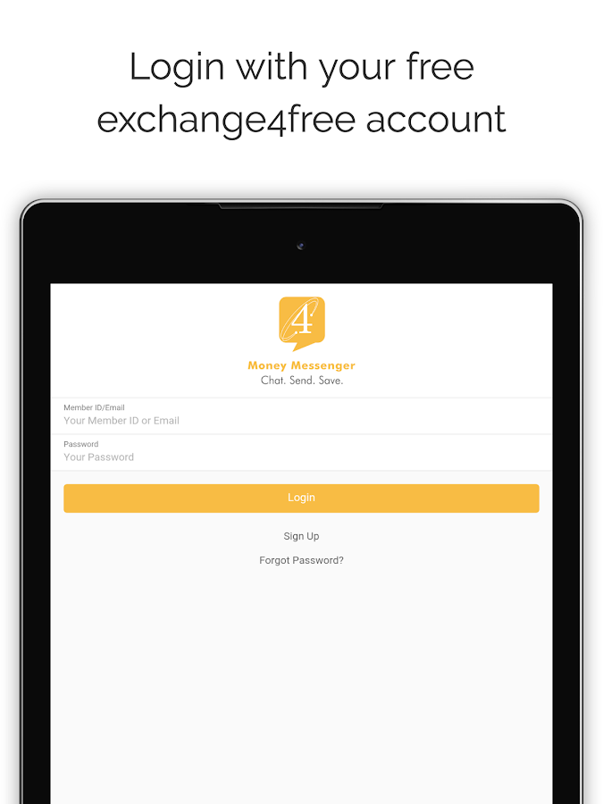Exchange4free- screenshot