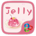 Pink Jelly GO Launcher Theme icon