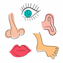 Body Parts Name for Kids icon