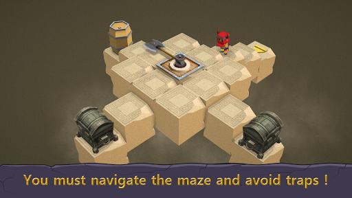 IndiBoy - A dizzy treasure hunter apkpoly screenshots 13