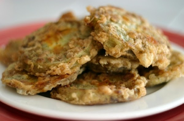 Southern Style Fried Green Tomatoes Recipe
