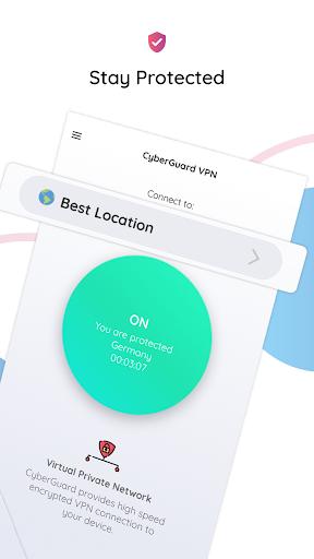CyberGuard VPN | Fast & Secure Free VPN - Proxy screenshot 4