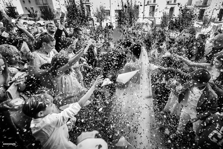 Fotógrafo de bodas Juanjo Campillo (juanjocampillo). Foto del 12.08.2017