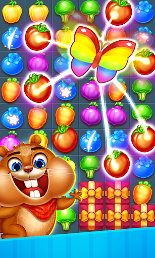 Farm Harvest 3- Match 3 Games  captures d'écran 2