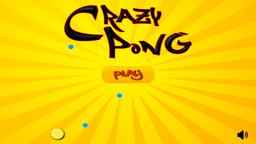 Crazy Pong for 2 Players