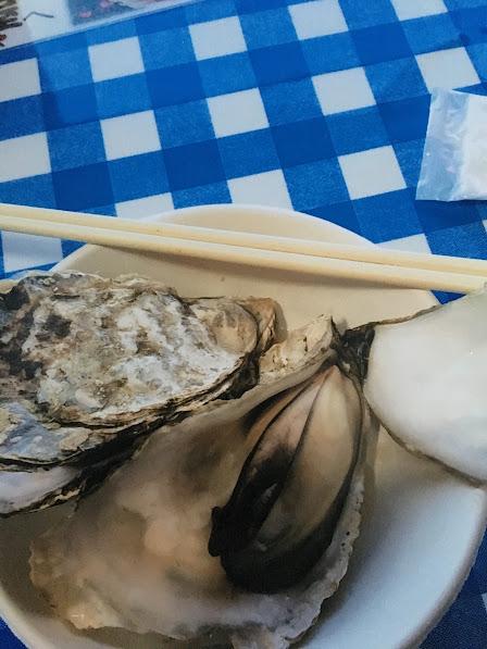 厚岸町 牡蠣