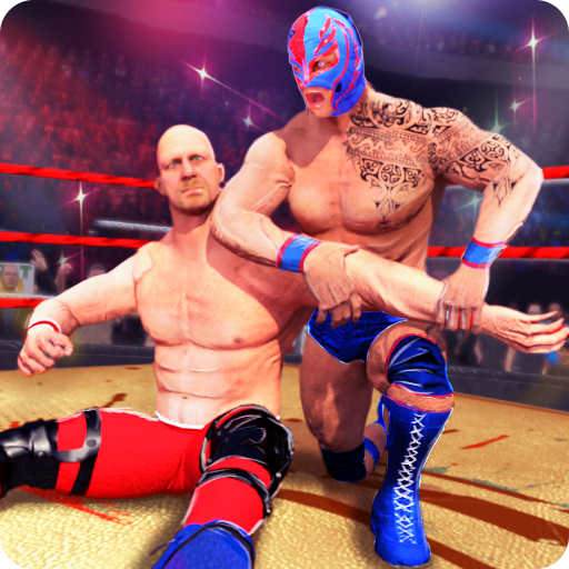 World Wrestling Warriors - Free Wrestling Games (game)