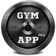 GymApp Pro Workout Log icon