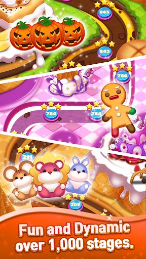 Sweet Cookie World : Match 3 Puzzle screenshots 6