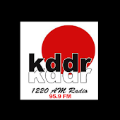 KDDR 1220 AM and 95.9 FM