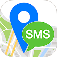 Find my place (SMS your map location link) icon