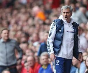 Mourinho, le collectionneur d'amendes