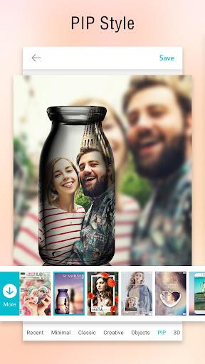 Photo Collage - InstaMag screenshot 4